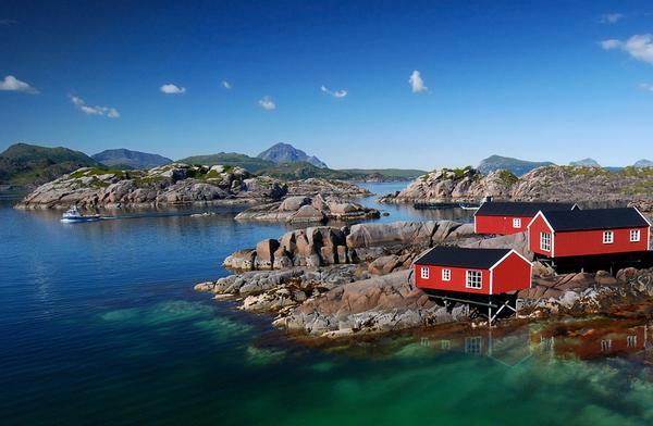 MS Delphin Norwegen Kreuzfahrt zum Nordkap zum Sparpreis!