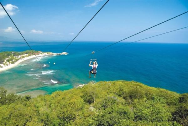 San Juan Island Zipline Tour